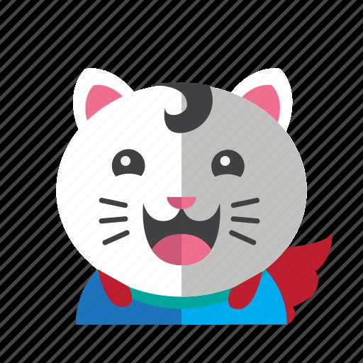 'Cute cat avatar' by fopifopi