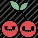 cherry, berry, cherries, fruit, fresh