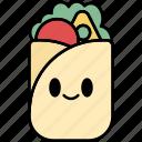 kebab, food, meal, restaurant