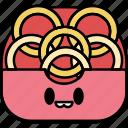 onion, onion rings, food, fast food
