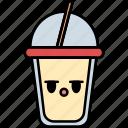 orange juice, juice, soda, drink, glass