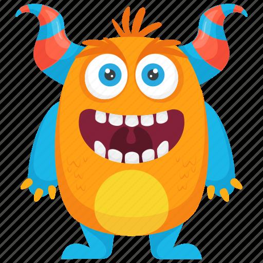 bull monster, greek monster, greek monster costume, horns monster, monster character icon