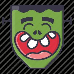 #fall, avatar, cartoon, halloween, hilarious, holiday, monster icon