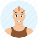 avatar, boy, male, man, person, profile, user