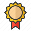 award, badge, oktoberfest, prize, winner icon