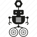 android, artificial intelligence, auto, cartoon, mascot, robot, toy