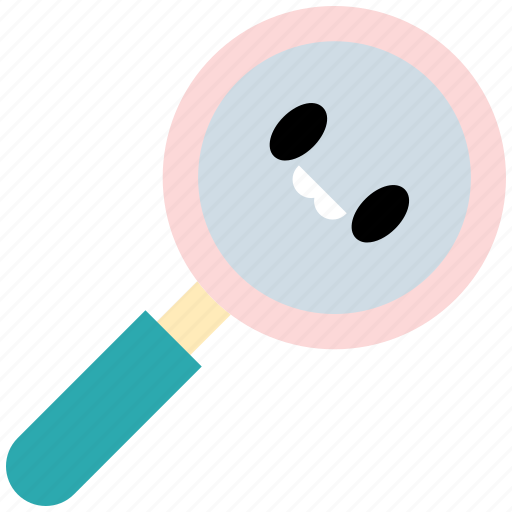 Magnifying glass, magnifier, magnifying, zoom, find, search icon - Download on Iconfinder