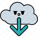 download, cloud, cloud downloading, storage
