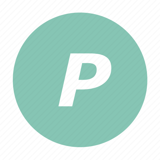 online payment, paypal icon