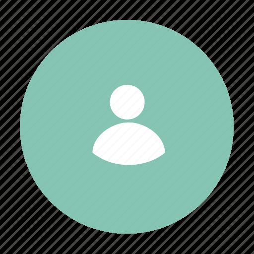 administrator, person, social, social media icon