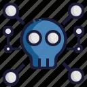 virus, computer, danger, malware, hacking, information, data