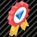 award badge, badge, premium product, premium quality, ribbon badge, winner badge