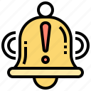 alert, dander, error, problem, warning icon