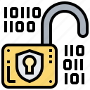 key, lock, password, protect, unlock icon