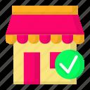 market, official, shop, store