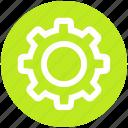 cog, cogwheel, gear, options, security, setting