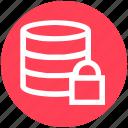 data, database, encryption, lock, secure, security