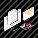 data backup, data recovery, data recycle, data reprocess, data retrieval icon
