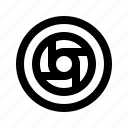cybernetics, eye icon