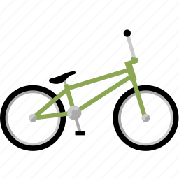 bicycle, bike, bmx, cycling, dirt bike, gear, pedal icon