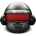 daft, helmet, punk icon
