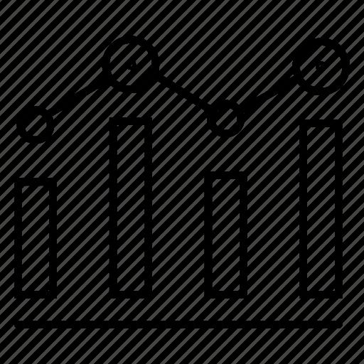 analysis, diagram, graph, illustration, infographic, pie, statistics icon
