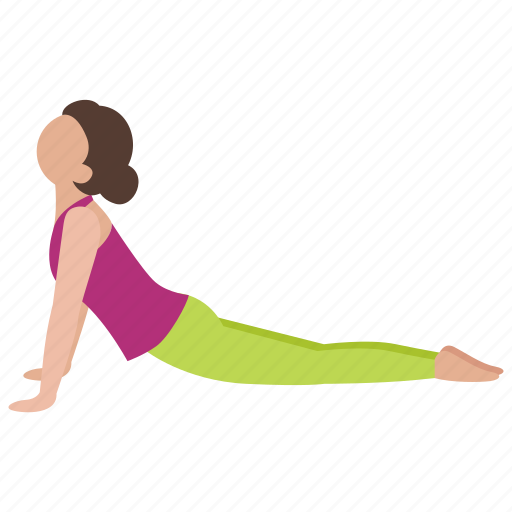 back, fitness, health, pilates, stretch, stretching, yoga icon