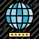 ball, birthday, disco, mirror, party