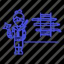 2, assassin, crime, danger, female, gear, japan, mercenary, ninja, rack, shinobi, sword, weapon, weapons icon