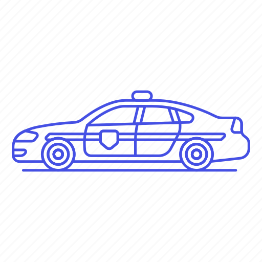 1, car, civil, control, crime, danger, guard, officer, peace, police, road, traffic, vehicle icon