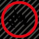 attack, bomb, boom, burst, danger, explode, explosion icon