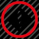 alarm, alert, attention, beware, caution, danger, error