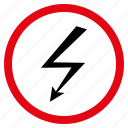 danger, electrci bolt, electricity, energy, lightning, power, strike
