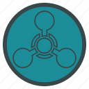 bomb, chemical, chemistry, explosion, explosive, fuse, weapon icon