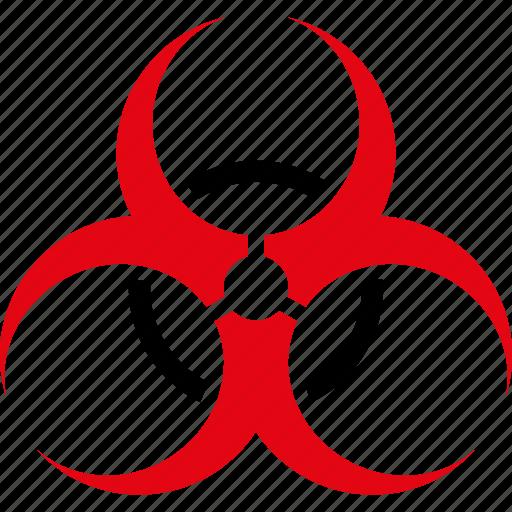 bio hazard, biohazard, biological, danger, epidemic, virus, warning icon
