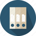 archive, buildings, business, folder, folders, office icon