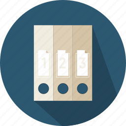 archive, buildings, business, folder, folders, office icon