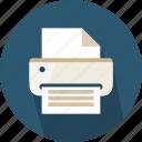 ink, paper, print, printer, printing, technology