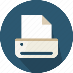 ink, paper, print, printer, printing, technology, tools icon