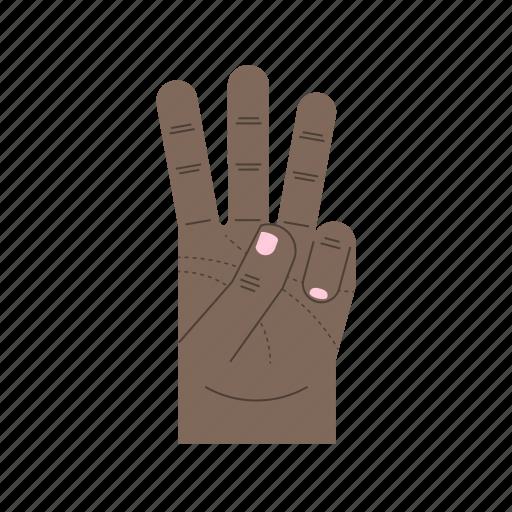 body language, brown, dark, fingers, gesture, hand, hands icon
