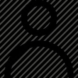 avatar, customer, member, user icon