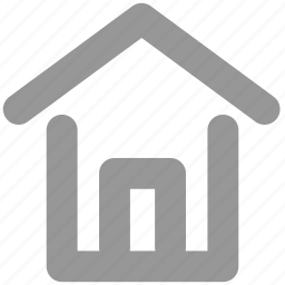 home, homepage, house, main, roof icon