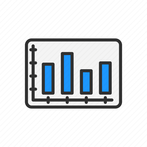 bar, chart, graph, levels icon