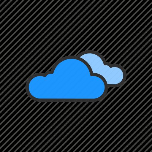 cloud, creative cloud, icloud, weather icon