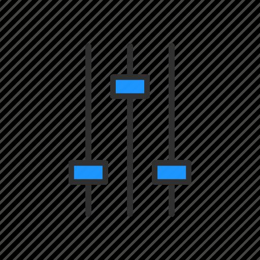 bars, menu, settings, system icon