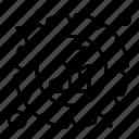 chart, gear, seo, setting icon