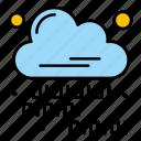 cloud, coding, data, development, management icon