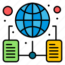 data, folder, network, server, wide, world