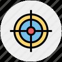 aim, dartboard, focus, goal, target