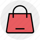 bag, gift bag, hand bag, money bag, shopping bag icon